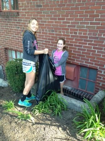 Student Council Service Day 2015