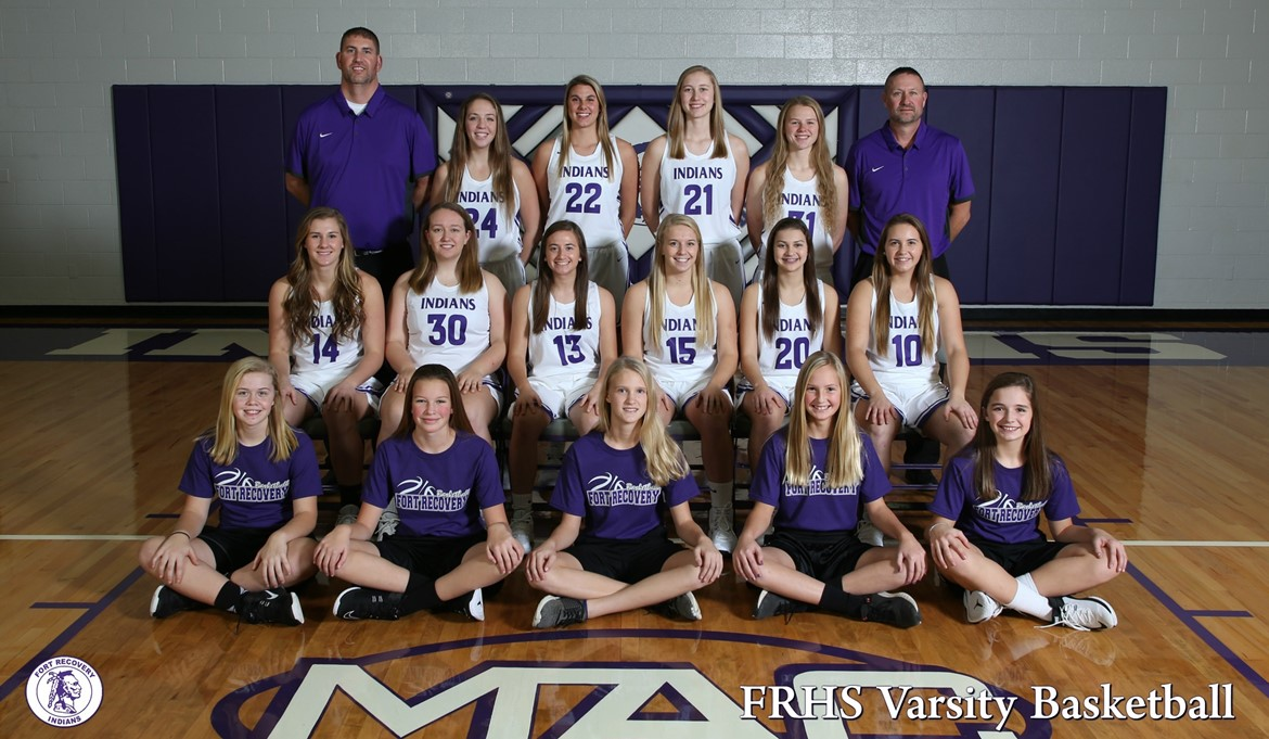 FRHS Varsity Girls Basketball