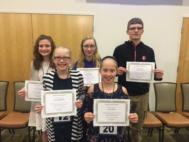Mercer County Spelling Bee