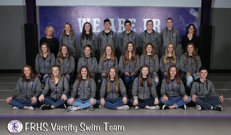 2019-2020 Varsity Swim