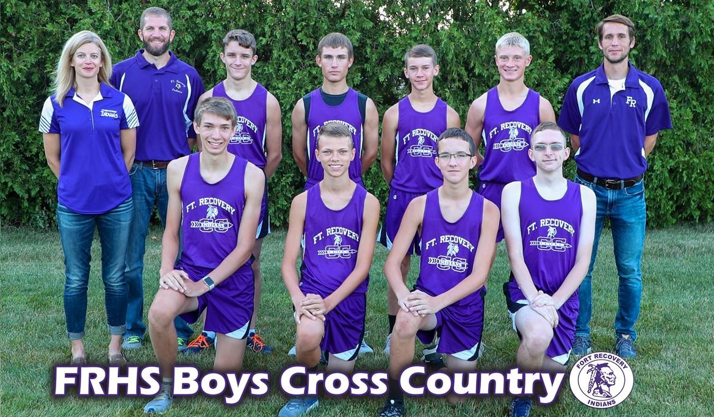 2019-2020 Varsity Boys Cross Country