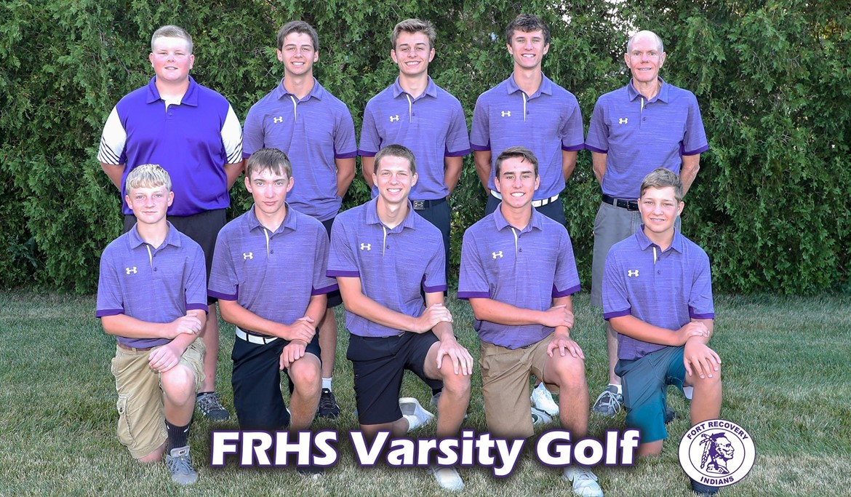 2019-2020 Varsity Boys Golf