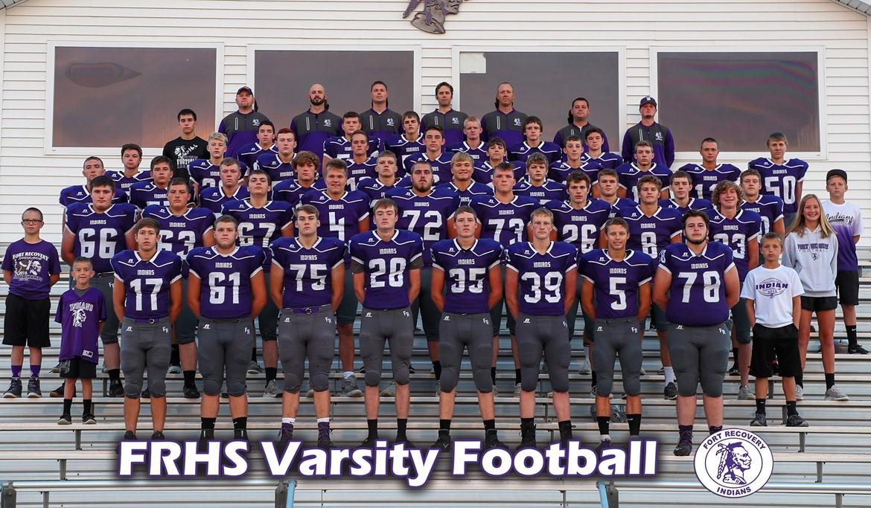 2019-2020 Varsity Football