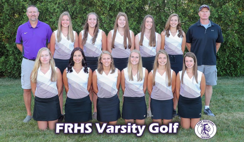 2019-2020 Varsity Girls Golf