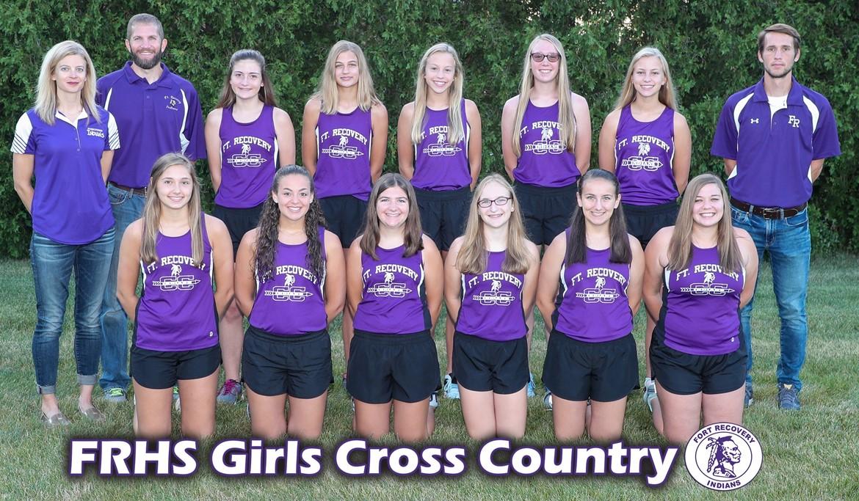 2019-2020 Varsity Girls Cross Country