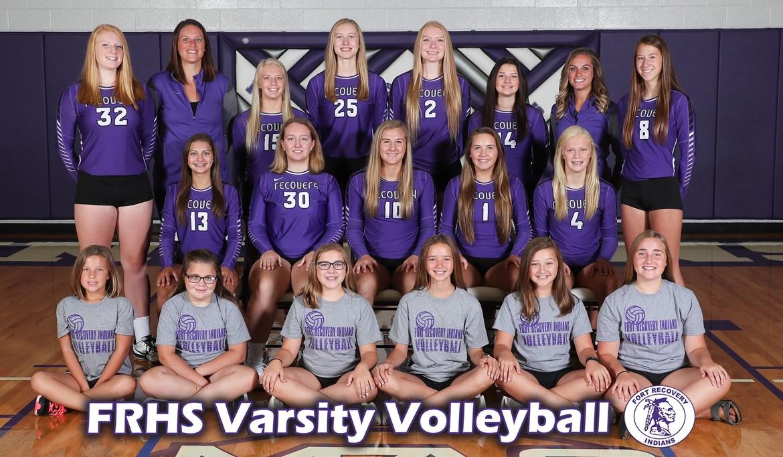 2019-2020 Varsity Volleyball