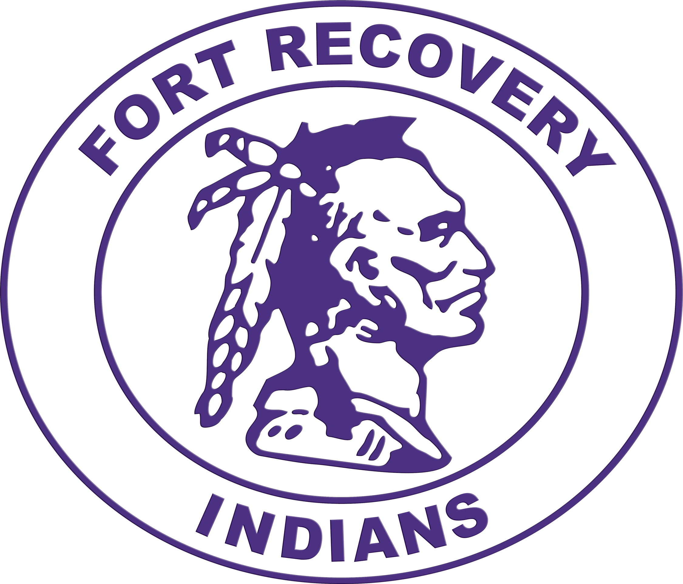 Fort Recovery Logo